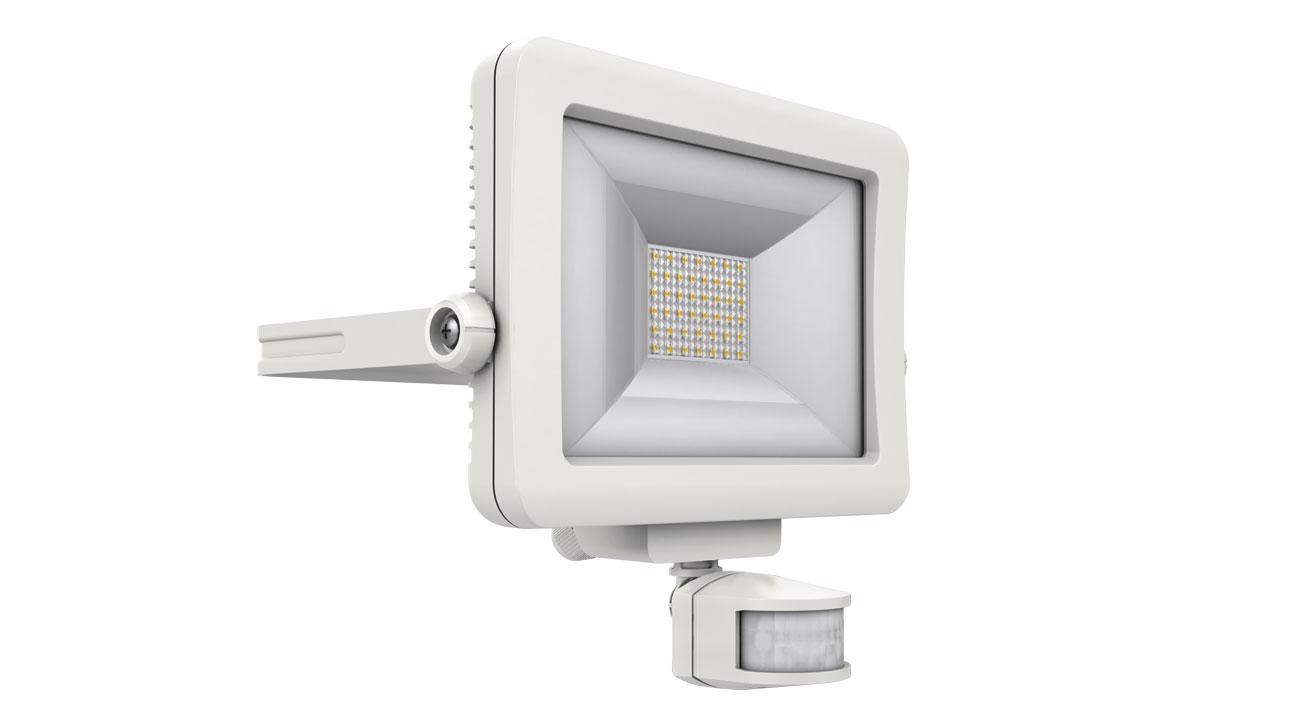 Особенности LED-прожекторов theLeda B